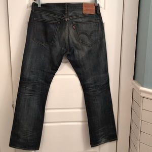 Levi's Hesher premium Bootcut Jeans 33 x 30